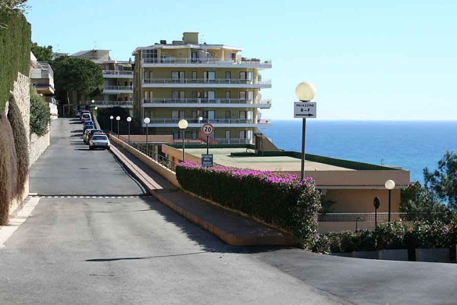 Apartment in Italy, Ospedaletti