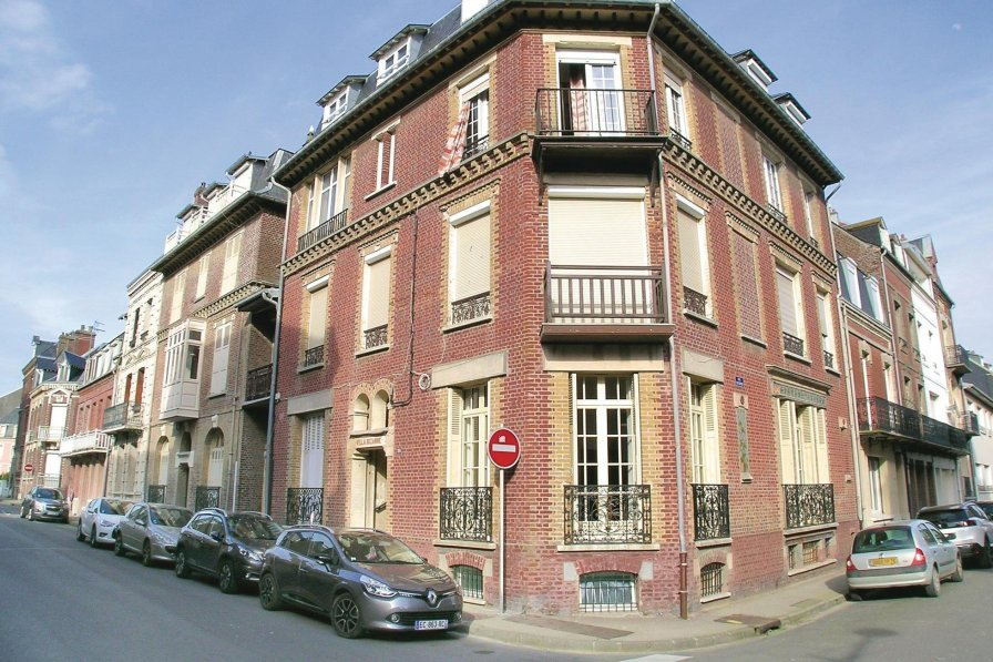 Apartment in France, Mers-les-Bains