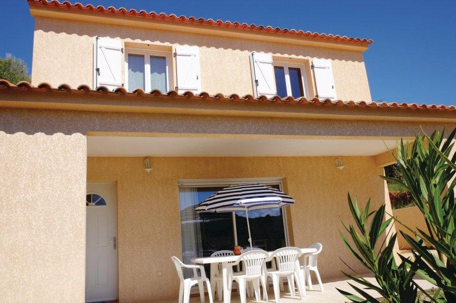Villa in France, Albitreccia