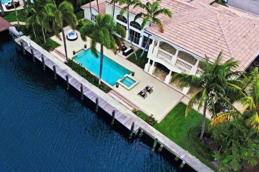 Waterfront Las Olas Isles Manor - Summer Special