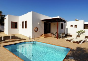3 bedroom Villa for rent in Playa Blanca