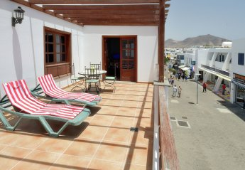 4 bedroom Apartment for rent in San Marcial de Rubicon