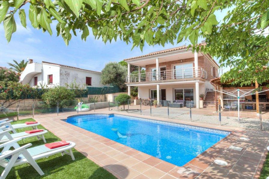 Villa in Spain, Urbanització Puigsesforques: