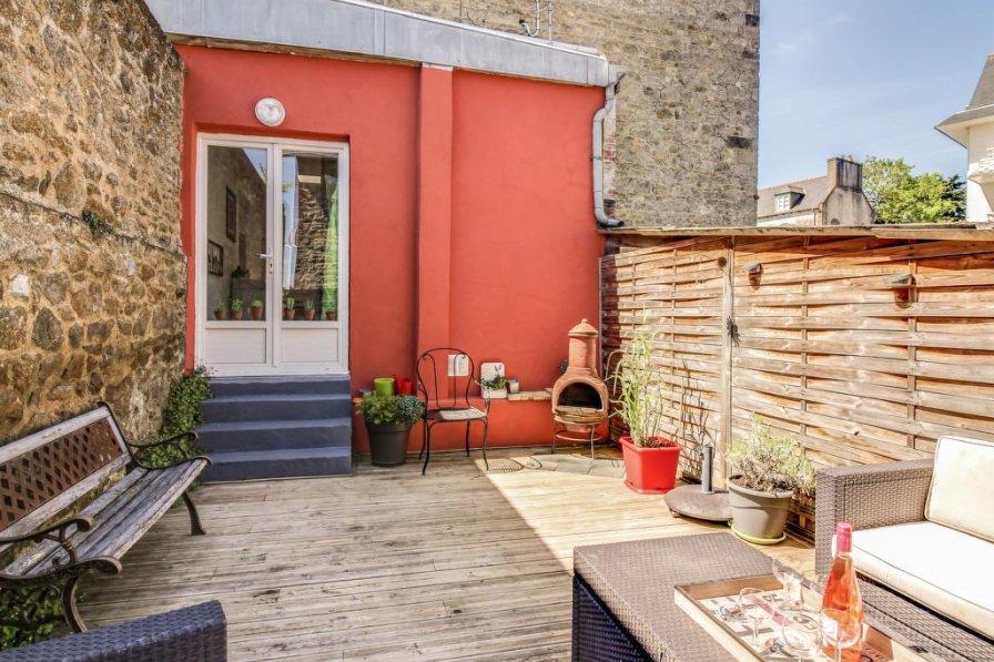 Apartment in France, Port Blanc-St Enogat La Malouine