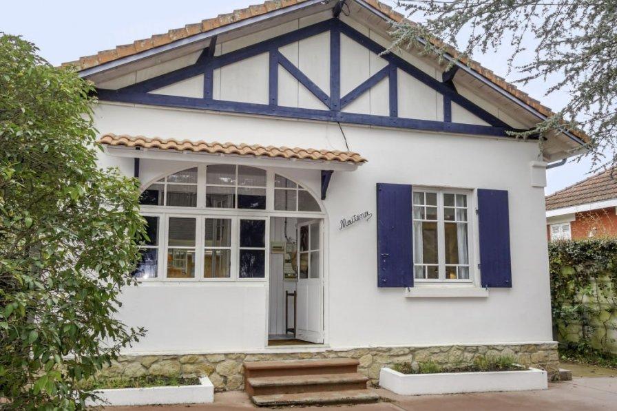 House in France, Le Moulleau-Les Abatilles