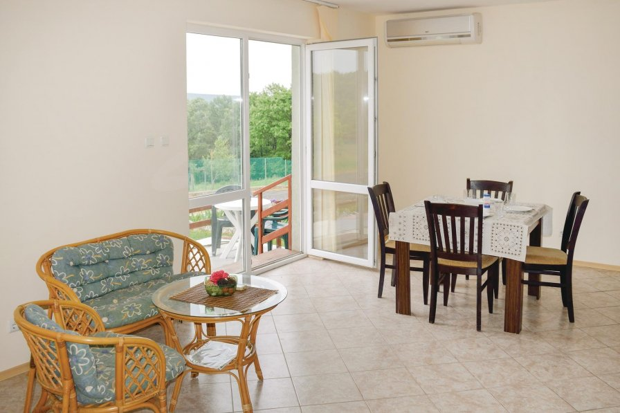 Villa rental in Banya with shared pool