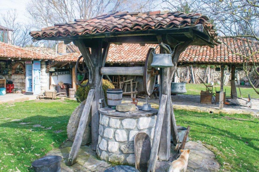 Holiday villa in Priseltsi