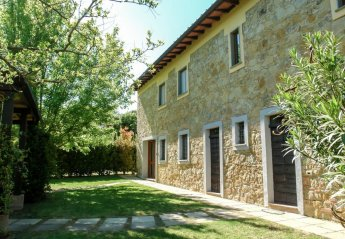 5 bedroom House for rent in Gambassi Terme
