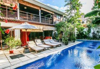 4 bedroom Villa for rent in Seminyak