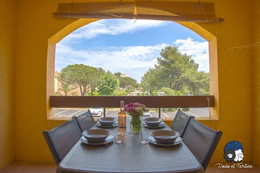 Quiet Studio with terrace