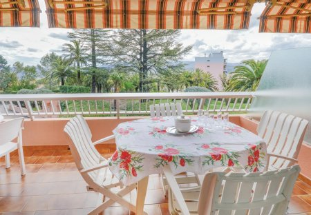 Apartment in Saint-Francois (Grasse), the South of France