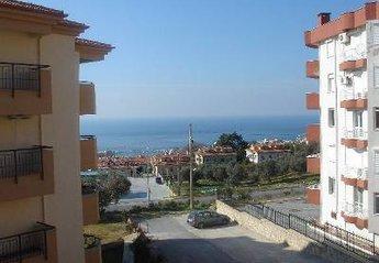 Apartment in Turkey, Marina Area: Sea views
