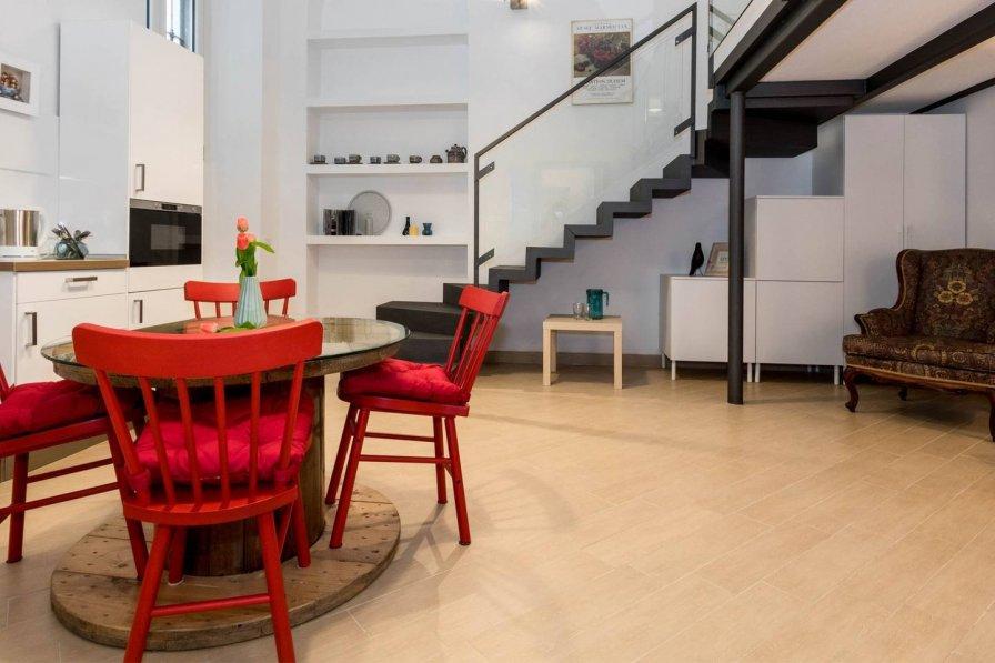 Studio apartment in Italy, Milan