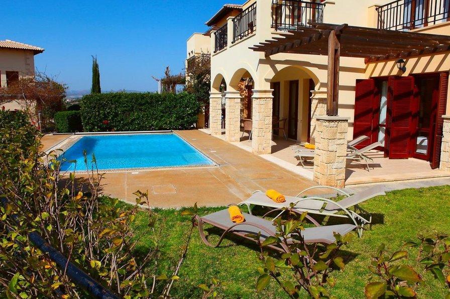 Junior Villa Private Pool Paphos