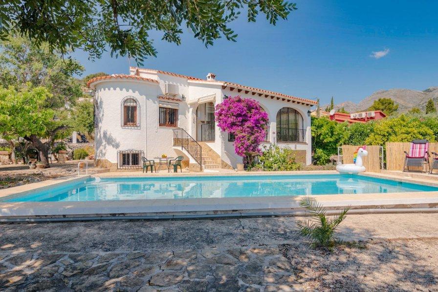 Villa in Spain, La Plana