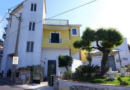 House in Massa Lubrense, Italy