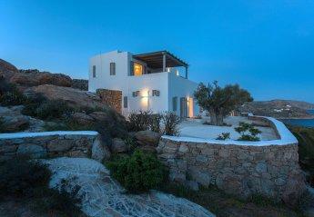 17 bedroom Villa for rent in Mykonos