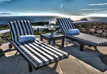 12 bedroom Villa for rent in Mykonos