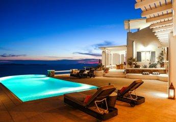 6 bedroom Villa for rent in Mykonos