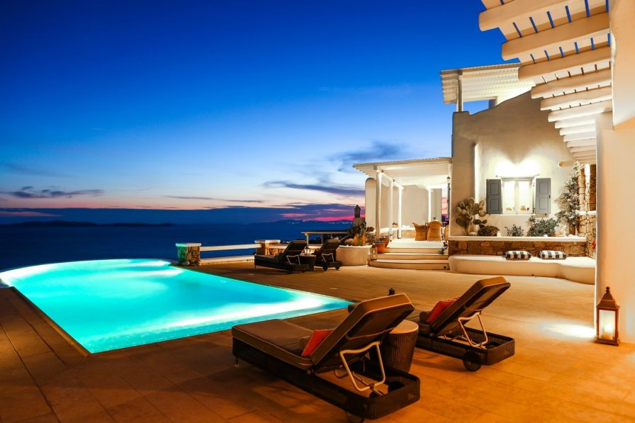Villa in Greece, Mykonos