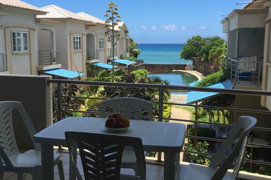 Seaview Appartment in Trou aux Biches Mauritius