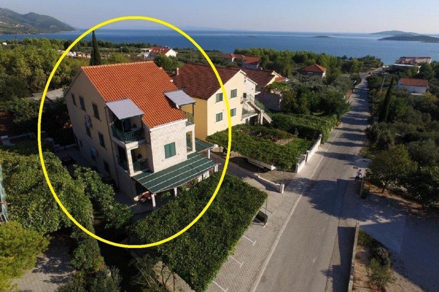 Studio apartment in Croatia, Stanković