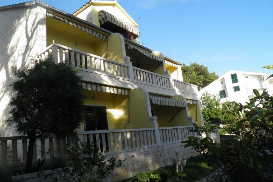Studio apartment in Croatia, Brela