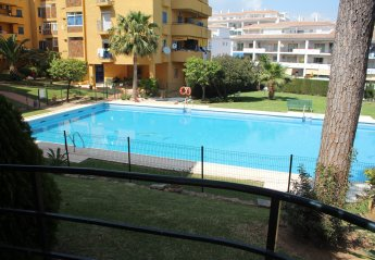 1 bedroom Apartment for rent in Sitio de Calahonda