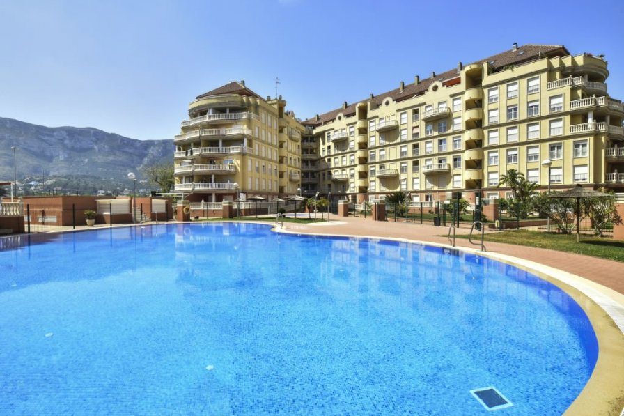 Apartment in Spain, Dénia
