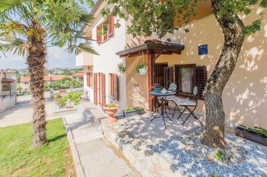 Studio apartment in Croatia, Radmani