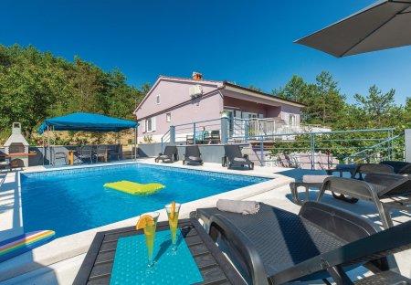 Villa in Previž, Croatia