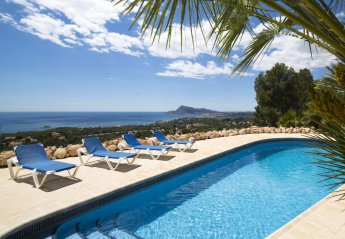 4 bedroom House for rent in Altea