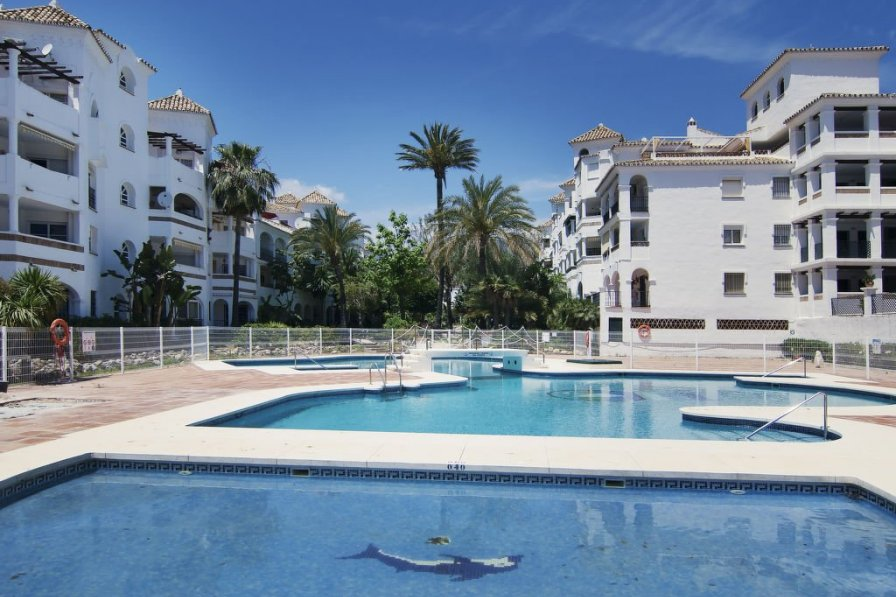Apartment in Spain, Benalmádena