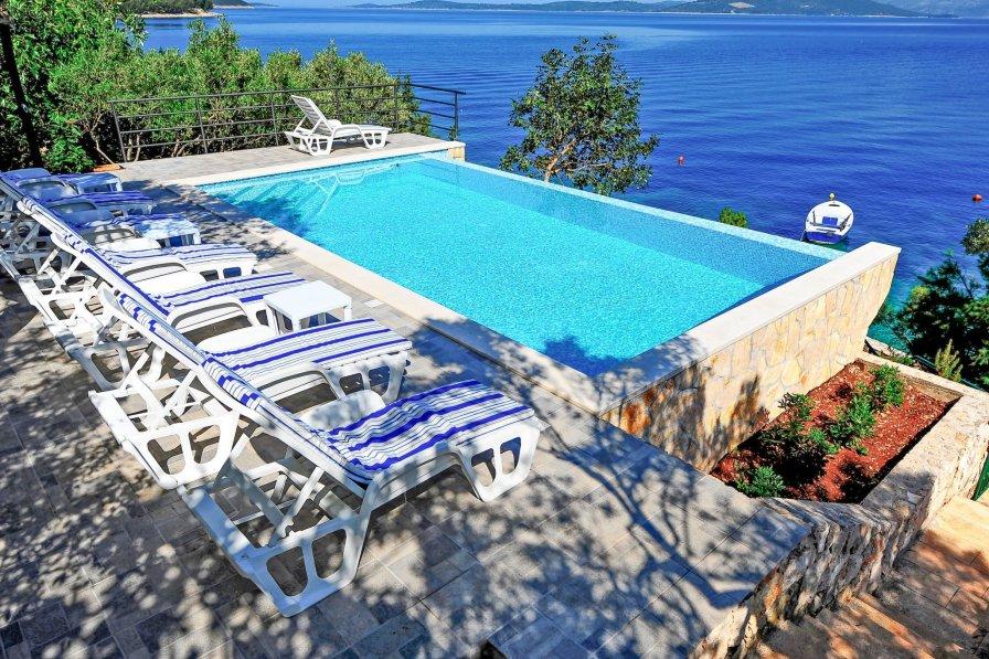 Villa in Croatia, Maslinica