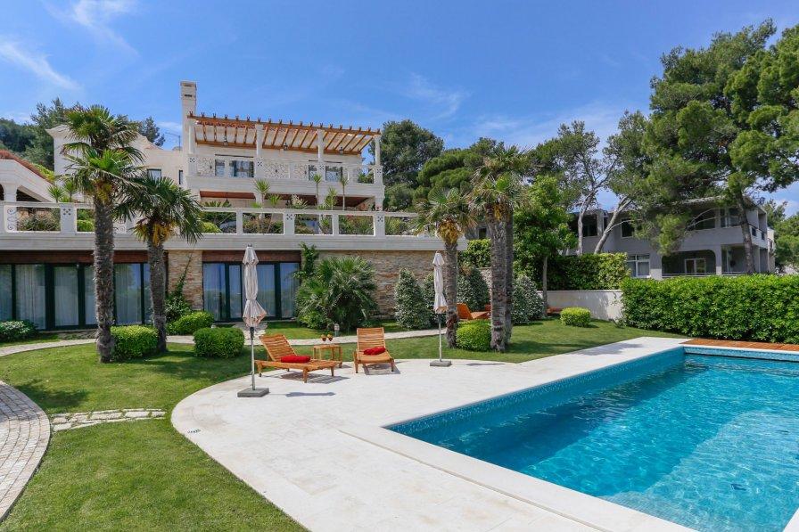Villa in Croatia, Slatine