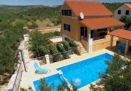 Villa in Dračevica, Croatia