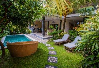 3 bedroom Villa for rent in Seminyak