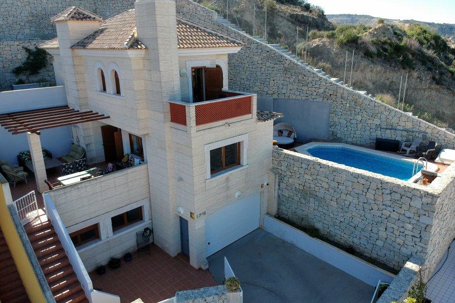 Villa in Spain, Club de Golf La Finca: DCIM/100MEDIA/DJI_0136.JPG