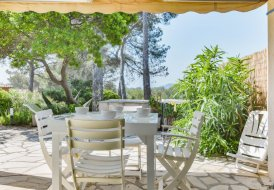 House in La Croix-Valmer, the South of France