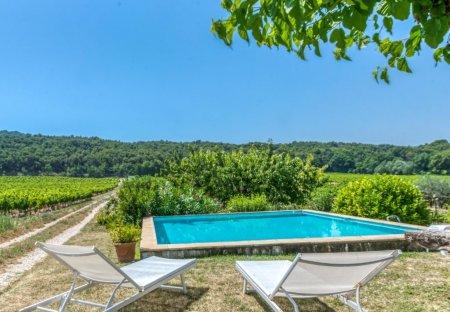 Apartment in Saint-Roman-de-Malegarde, the South of France