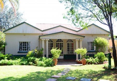House in Bulawayo, Zimbabwe