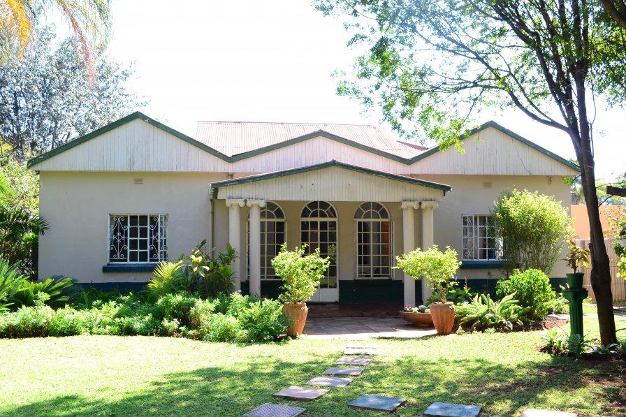 House in Zimbabwe, Bulawayo