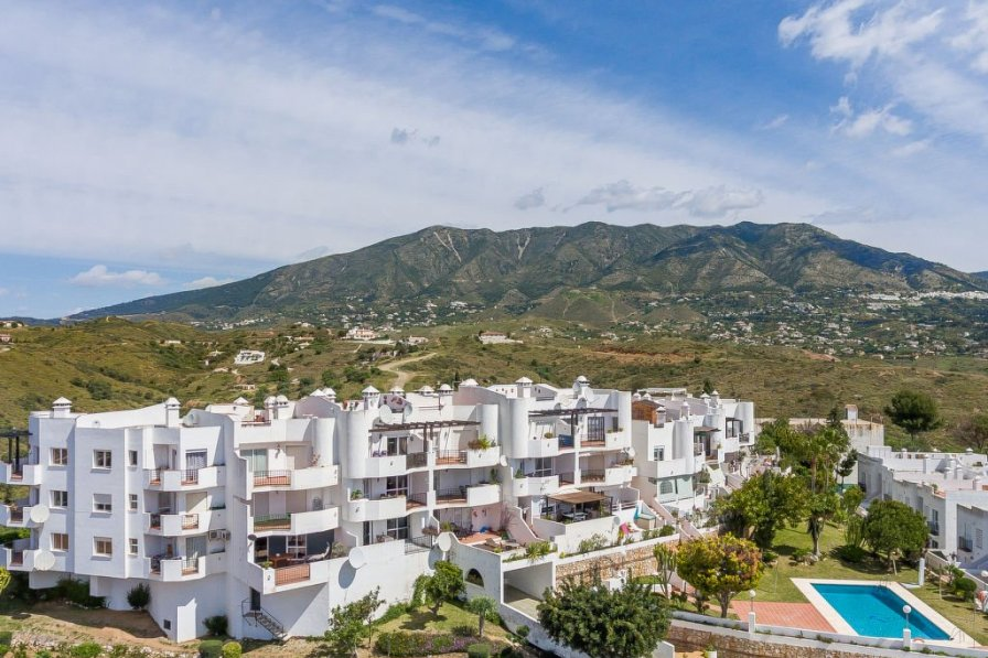 Apartment in Spain, Mijas Golf