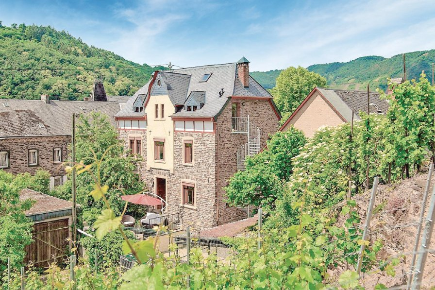 House in Germany, Ediger-Eller