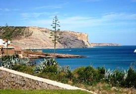 Villa in Praia da Luz, Algarve: View from main terrace