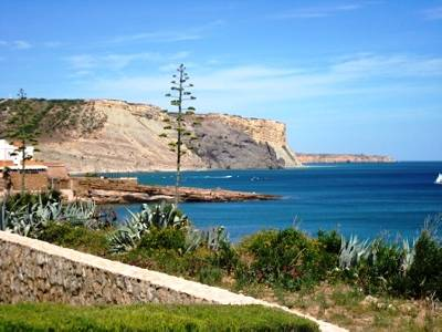 Villa in Portugal, Praia da Luz: View from main terrace
