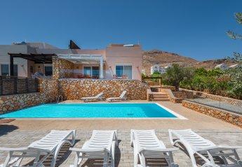 3 bedroom Villa for rent in Lindos