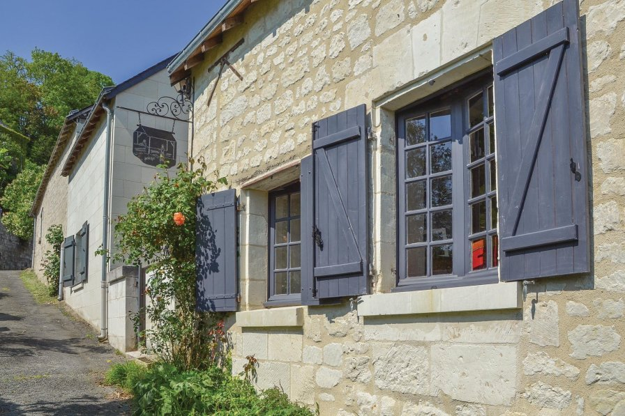 Villa in France, Candes-Saint-Martin
