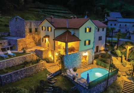 Villa in Lovranska Draga, Croatia