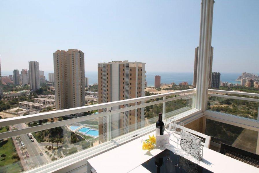 Penthouse apartment in Spain, Benidorm